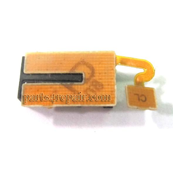 Nokia C7 Earphone Jack Connector Port With Flex Cable