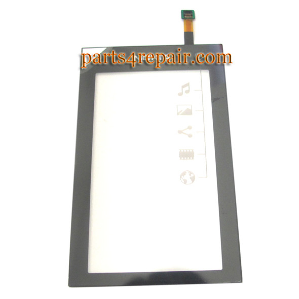 Nokia 5250 Touch Screen from www.parts4repair.com