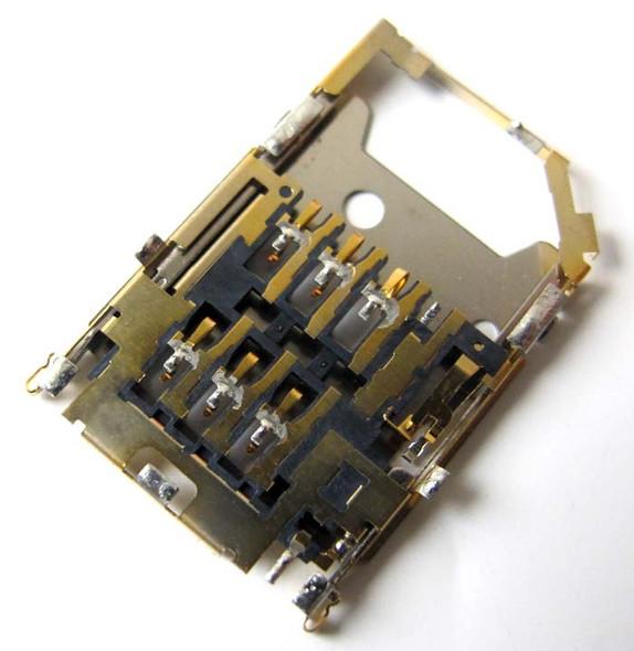 Nokia E5 SIM Connector