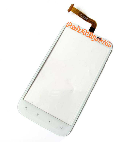 HTC Senstion XL Touch Screen with Digitizer from www.parts4repair.com