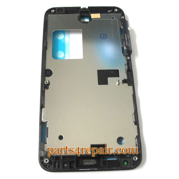 HTC EVO 3D Front Panel