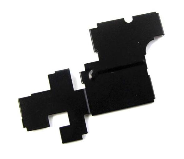 Samsung I9100 Galaxy S II Metal Plate from www.parts4repair.com