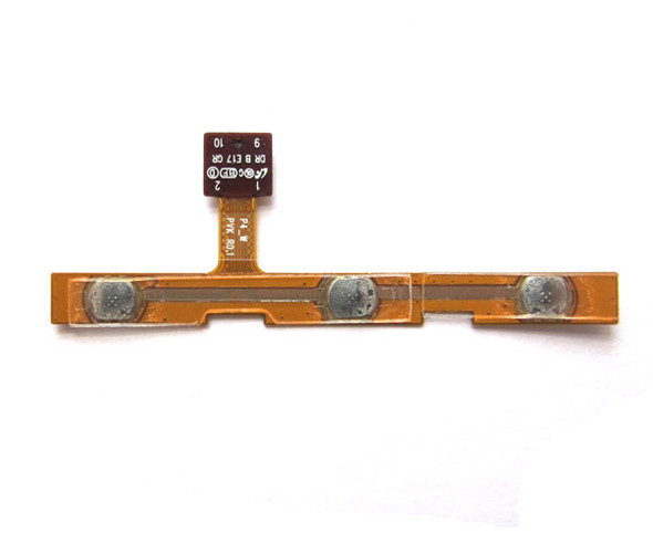 Samsung P7500 Galaxy Tab 10.1 3G Volume Flex Cable from www.parts4repair.com