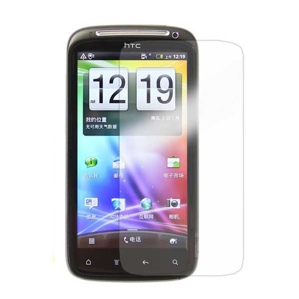 HTC Wildfire S Clear Screen Protector Shield Film -3X from www.parts4repair.com