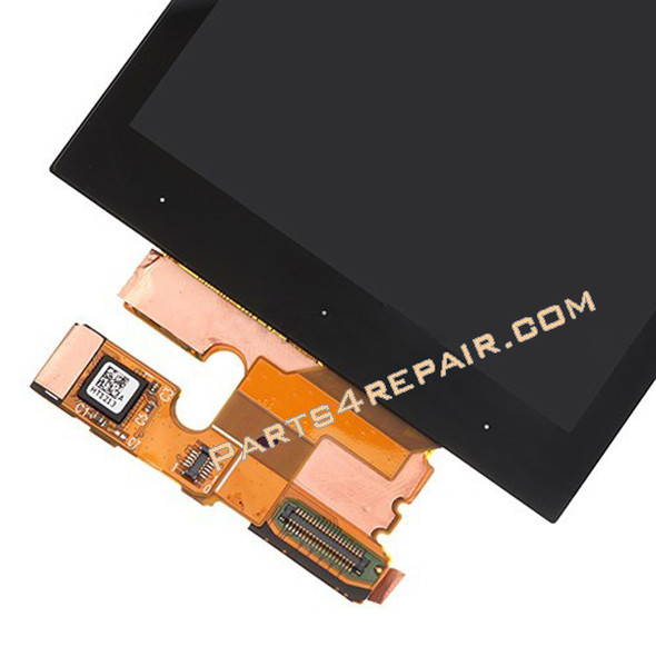 Complete Screen Assembly for Sony Xperia S / SL