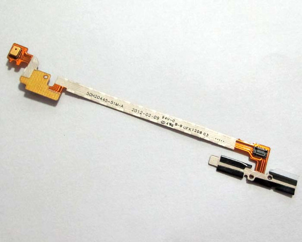 Generic HTC One X Transmitter Flex Cable with Volume Flex Cable