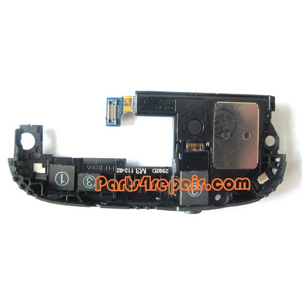 Samsung I9300 Galaxy S III Ringer Buzzer Loud Speaker -Black