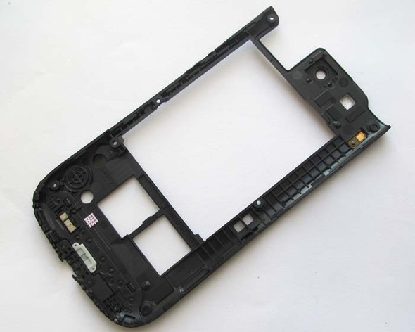 we can offer Samsung I9300 Galaxy S III Middle Cover -Blue