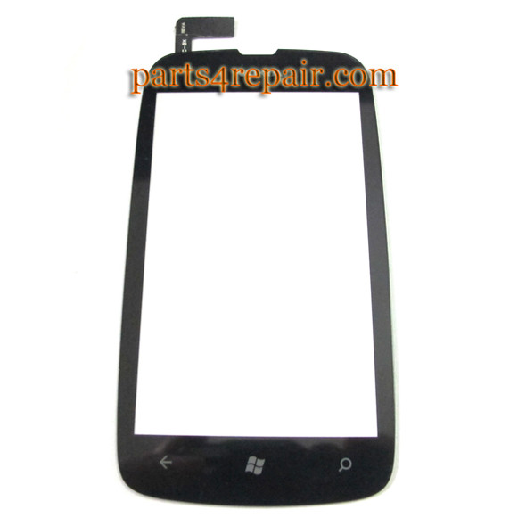 Nokia Lumia 610 Touch Screen with Digitizer from www.parts4repair.com