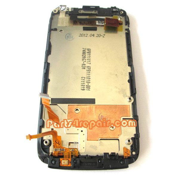 Complete Screen Assembly with Bezel for HTC Sensation G14