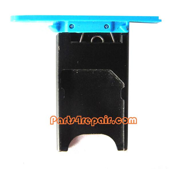 Nokia Lumia 800 SIM Tray -Blue