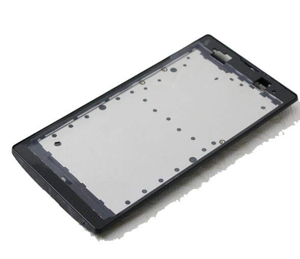 Sony Xperia ion LTE LT28 Full Body Housing Cover -Red from www.parts4repair.com