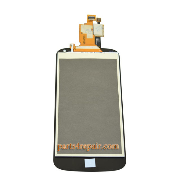 we can offer LG Nexus 4 E960 Complete Screen Assembly without Bezel