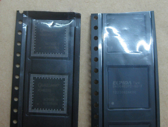 Sony Ericsson Xperia Arc LT15I CPU MSM8255 & Character Set Chip from www.parts4repair.com
