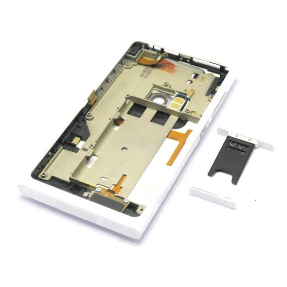Full Housing Cover OEM for Nokia N9 -White