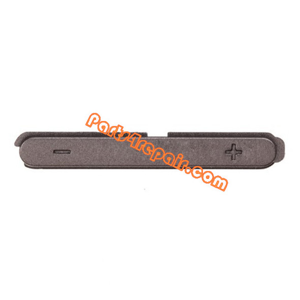 Volume Button for HTC Desire -Brown from www.parts4repair.com