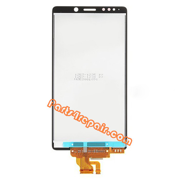Complete Screen Assembly for Sony Xperia T LT30p (Used)