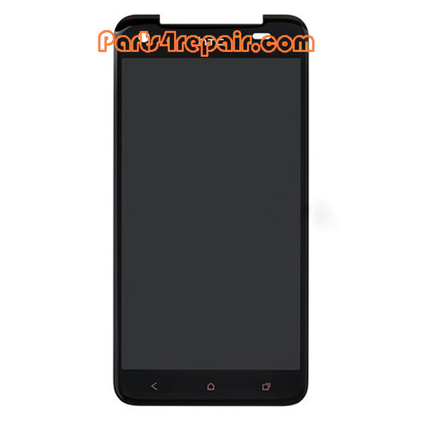 Complete Screen Assembly with LGP for HTC Butterfly x920e -Black