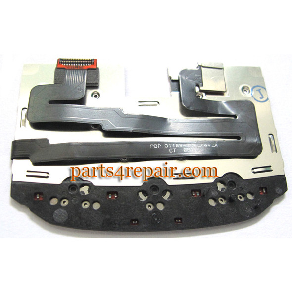 we can offer Keypad Board for BlackBerry Bold Touch 9900