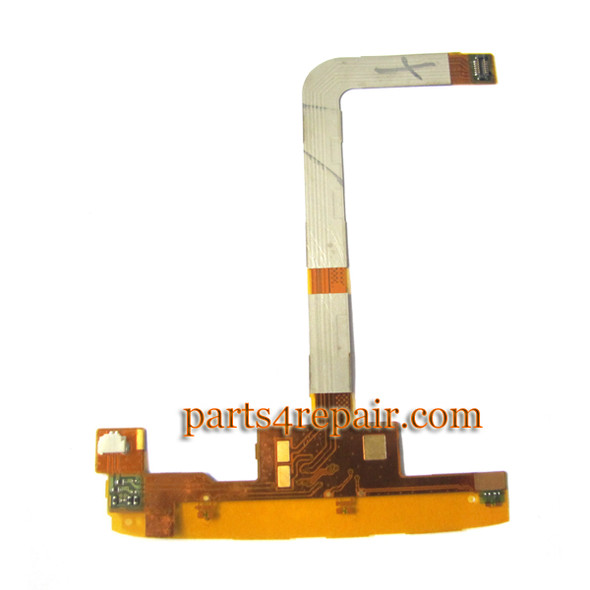 Keypad Light Flex Cable for HTC One XL from www.parts4repair.com