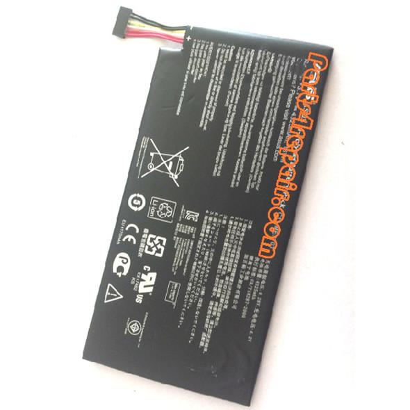 Built-in Battery for Asus Google Nexus 7 from www.parts4repair.com