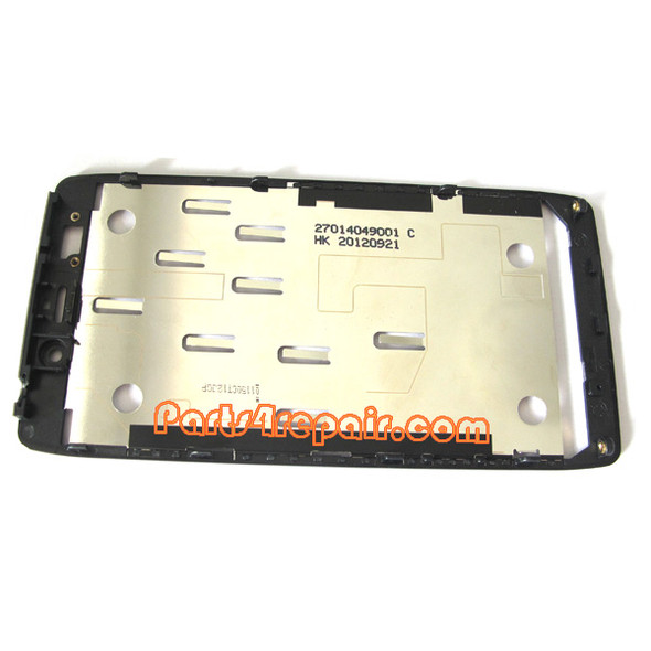 Front Cover for Motorola RAZR HD XT925