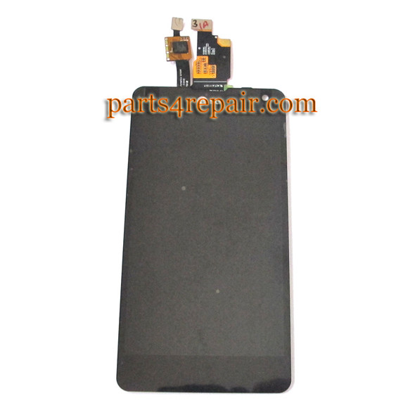 Complete Screen Assembly for LG Optimus G E975 / F180