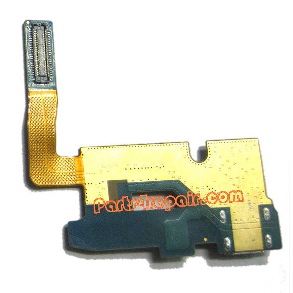 Dock Charging Flex Cable for Samsung Galaxy Note II (T889)