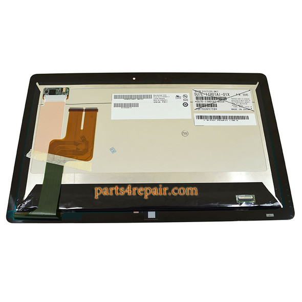 LCD Screen and Touch Screen Assembly for Asus Vivo Tab TF810C