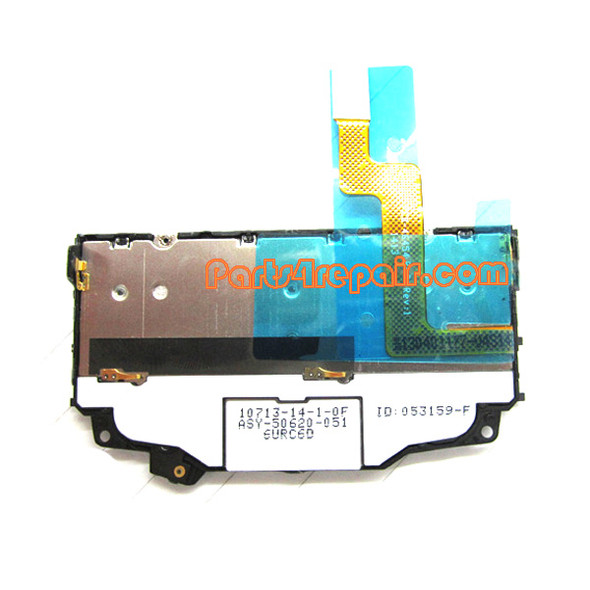 You can offer Keypad Board with Flex Cable for BlackBerry Q10 -White