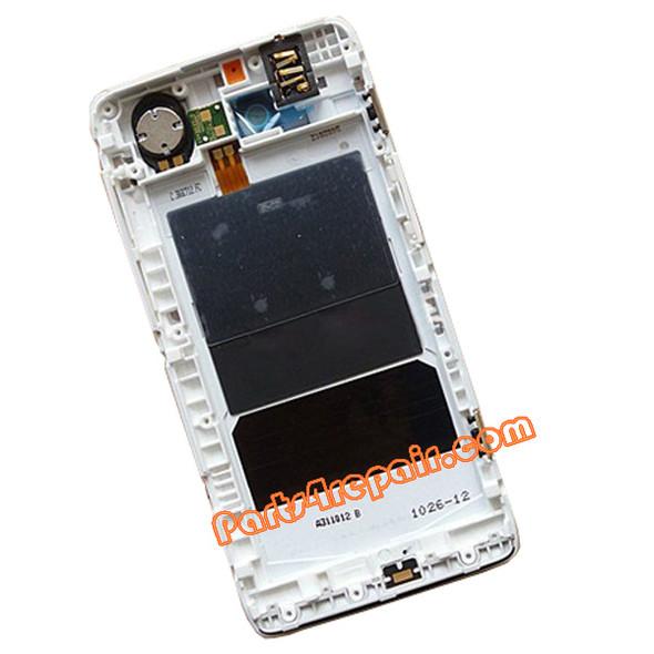 We can offer Back Housing Assembly Cover for Motorola RAZR I XT890 -White