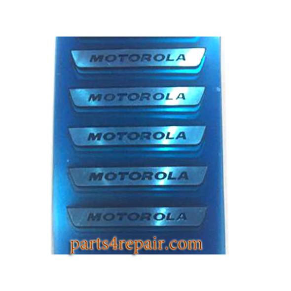 Logo Cover for Motorola RAZR I XT890 from www.parts4repair.com