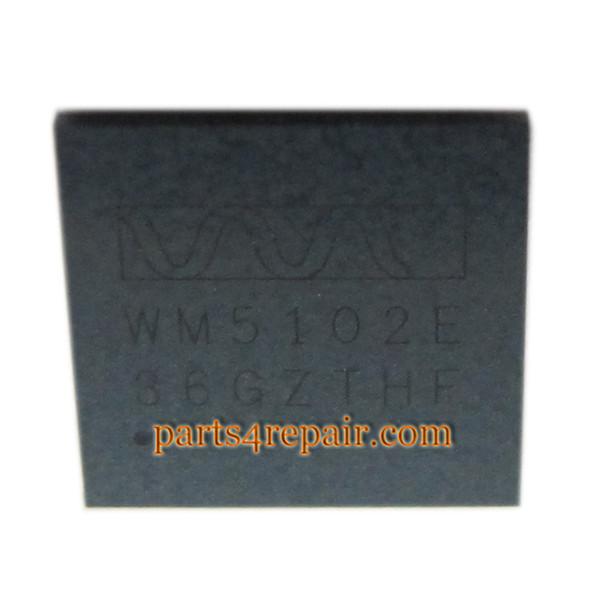 WM5102E Audio IC for Samsung I9500 Galaxy S4