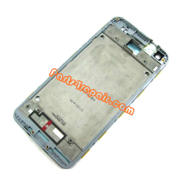 We can offer Front Housing Bezel for HTC Butterfly -White