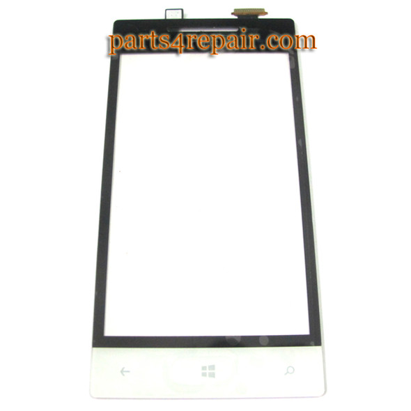 Touch Screen Digitizer for HTC Windows 8S -White