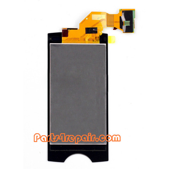We can offer Complete Screen Assembly for Sony Ericsson Xperia Ray ST18I