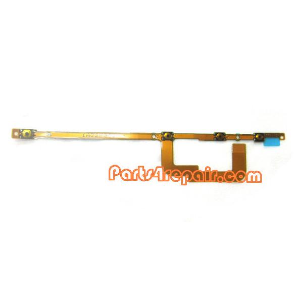 Side Key Flex Cable for Nokia Lumia 925