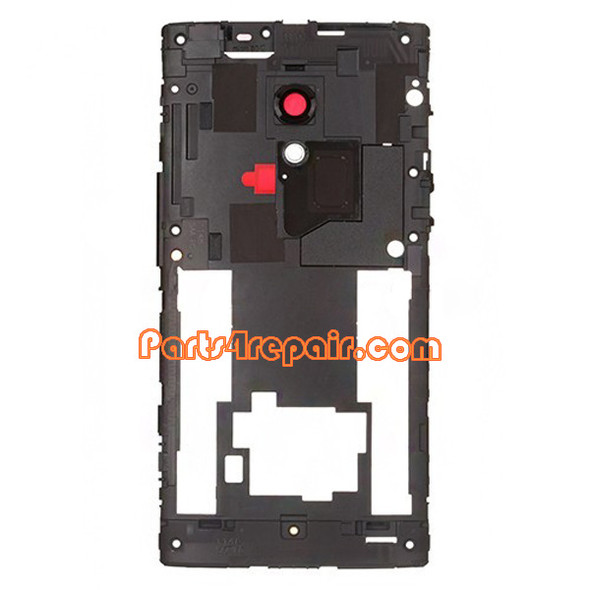 Middle Cover for Sony Xperia ion LTE LT28 from www.parts4repair.com