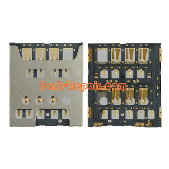 SIM Holder Contact for Sony Xperia TX LT29I from www.parts4repair.com