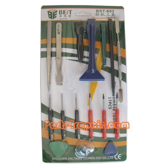 BEST BST-602 17 in 1 Diassemble Tools Set