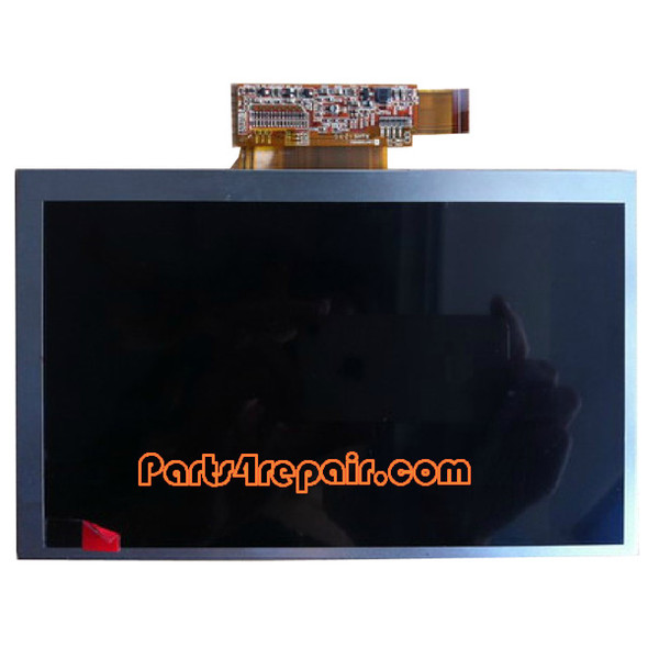 LCD Screen for Lenovo Idea Tab A2107 from www.parts4repair.com