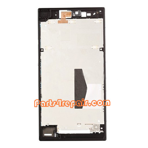 We can offer Front Housing Cover for Sony Xperia Z Ultra XL39H