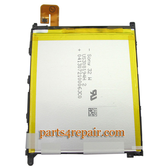 Built-in Battery for Sony Xperia Z Ultra XL39H