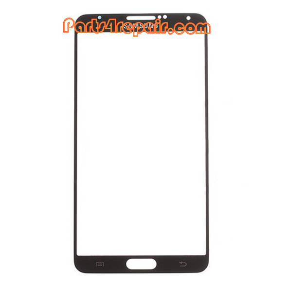 Front Glass OEM for Samsung Galaxy Note 3 N9000 -Black from www.parts4repair.com