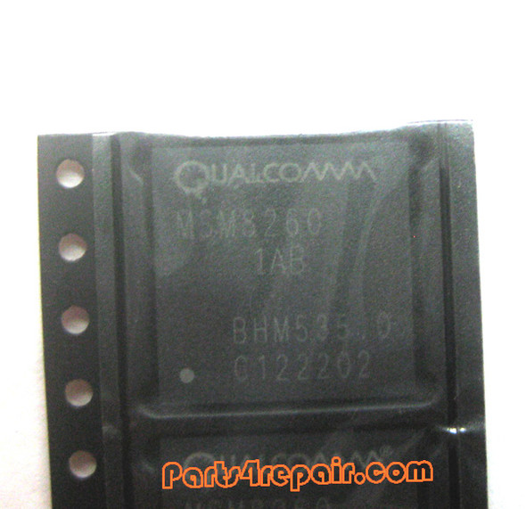 CPU Chip for Sony Xperia SL LT26II (Japan Version) from www.parts4repair.com