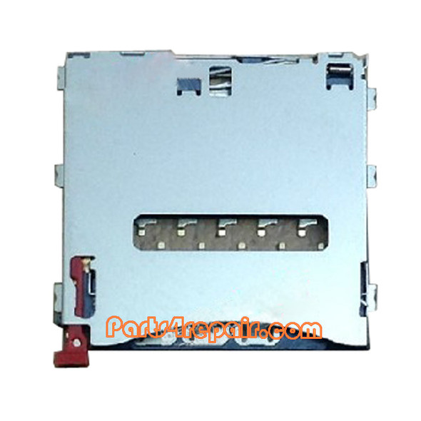 SIM Contact Holder for Sony Xperia C S39H from www.parts4repair.com
