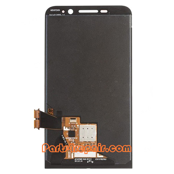 We can offer Complete Screen Assembly for BlackBerry Z30 (Verizon Version)
