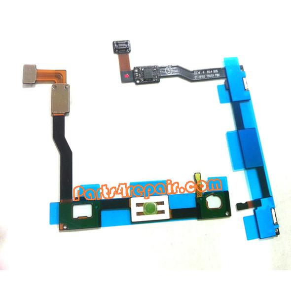 Sensor Flex Cable for Samsung I9105 Galaxy S II Plus from www.parts4repair.com