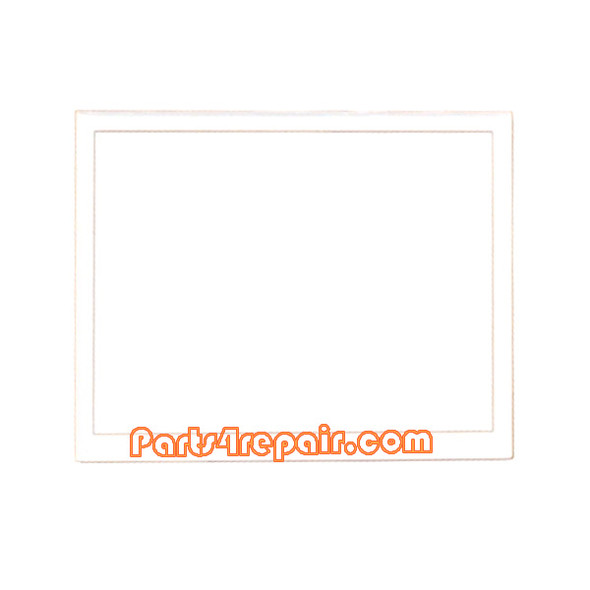 Front Glass Lens OEM for BlackBerry Bold 9780 -White from www.parts4repair.com