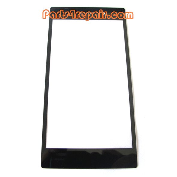 Front Glass Lens for Sony Xperia Z1 L39H